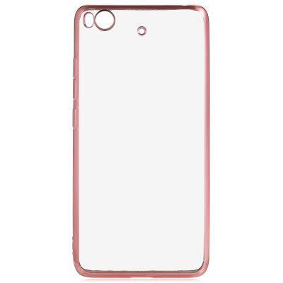 Buy ROSE GOLD Luanke TPU Soft Protective Phone Case for Xiaomi 5S for $4.43 in GearBest store