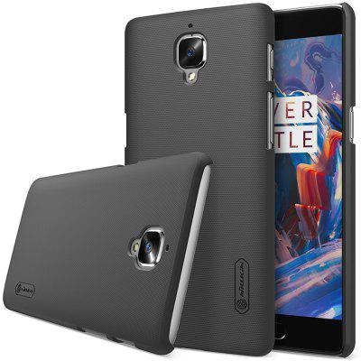 Nillkin Frosted PC Hard Protective Cover Case with Screen Film for OnePlus 3 / 3T