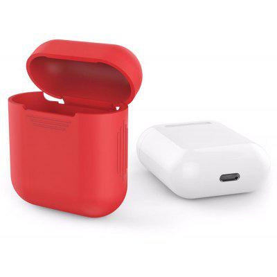 Silicone Soft Protective Cover Case for AirPods Charger Box