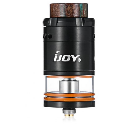 Original IJOY RDTA 5 Atomizer - BLACK