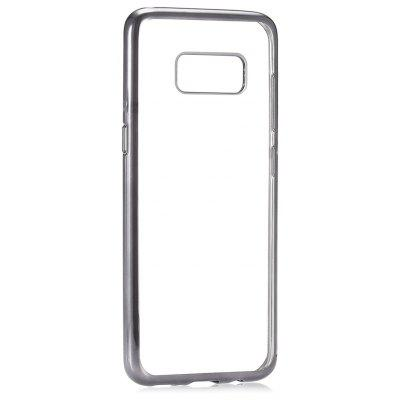Electroplating TPU Soft Back Case