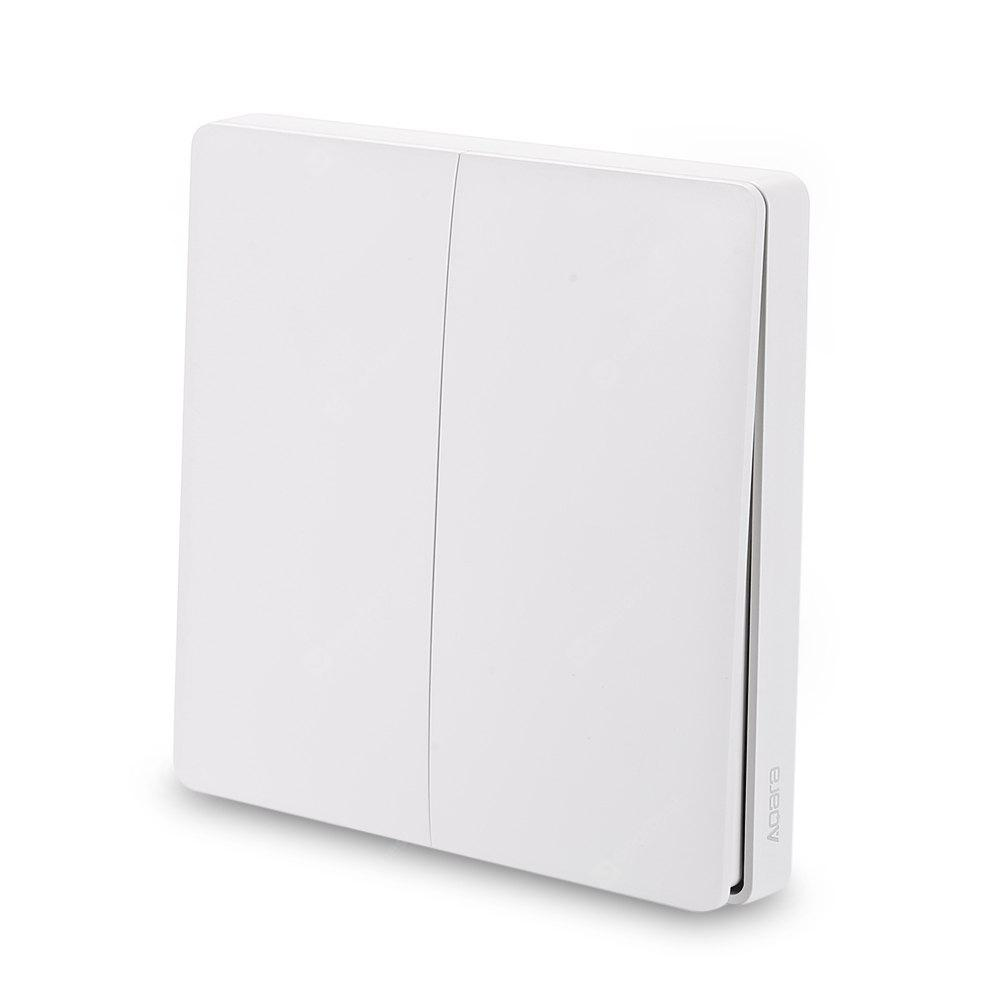 """Xiaomi WXKG02LM Aqara Smart Light Switch"" belaidė versija"