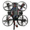 X - Racer X1 65mm Micro FPV Racing Drone - BNF - COLORMIX