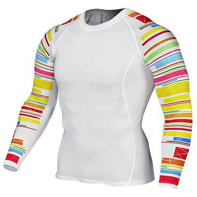 Quick-drying Fitness Workout T Shirts