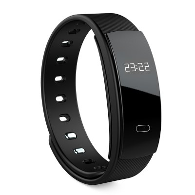 QS80 Heart Rate Smart Wristband Android iOS Compatibility