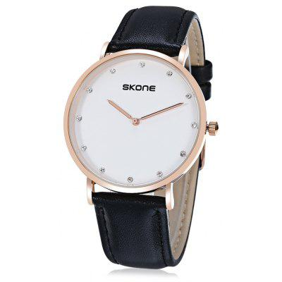 SKONE 9452G Men Quartz Watch
