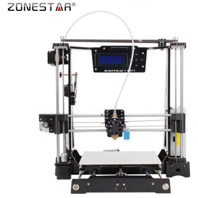 ZONESTAR, 220 x 220 x 220mm-DIY-3D-Drucker
