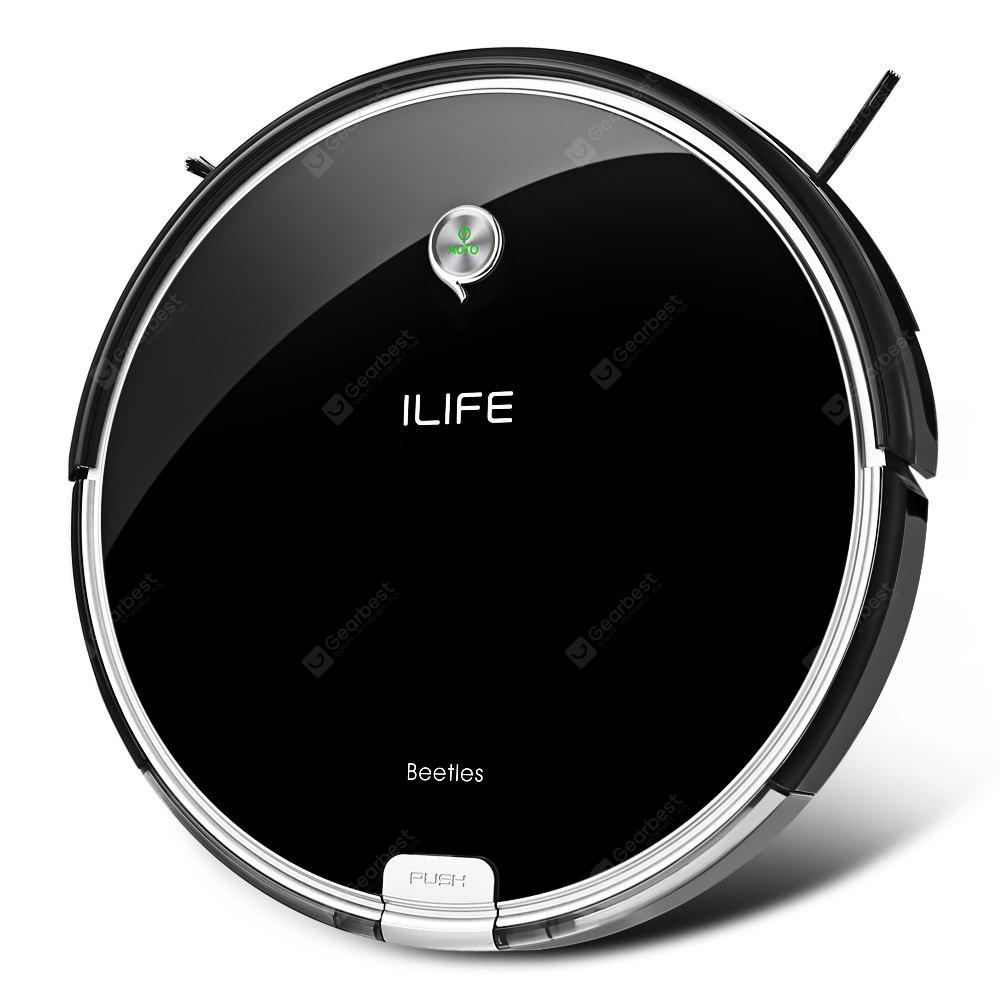 Image result for ILIFE A6 Smart Robotic Vacuum Cleaner