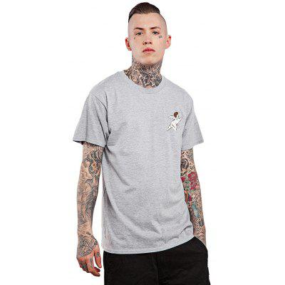 Weird Jupiter Mens Casual Fashion T Shirts
