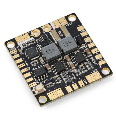 HGLRC OSD V1.0 PDBMulti Rotor Parts<br>HGLRC OSD V1.0 PDB<br><br>Package Contents: 1 x PDB, 1 x PDB<br>Package size (L x W x H): 11.30 x 1.30 x 13.00 cm / 4.45 x 0.51 x 5.12 inches, 11.30 x 1.30 x 13.00 cm / 4.45 x 0.51 x 5.12 inches<br>Package weight: 0.0320 kg<br>Product size (L x W x H): 3.60 x 3.60 x 0.30 cm / 1.42 x 1.42 x 0.12 inches, 3.60 x 3.60 x 0.30 cm / 1.42 x 1.42 x 0.12 inches<br>Product weight: 0.0070 kg<br>Type: Power Distribution Board
