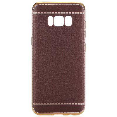 Buy COFFEE Luanke Electroplating Back Case for $4.90 in GearBest store