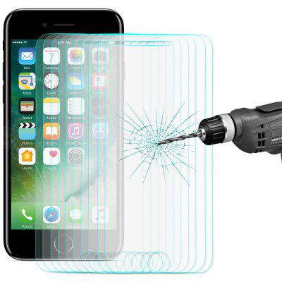 10pcs ENKEY Tempered Glass Screen Protective Film for iPhone 7