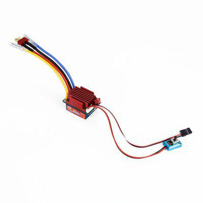 320A Brushed ESC Bidirection High Voltage Speed Controller for RC Car Models