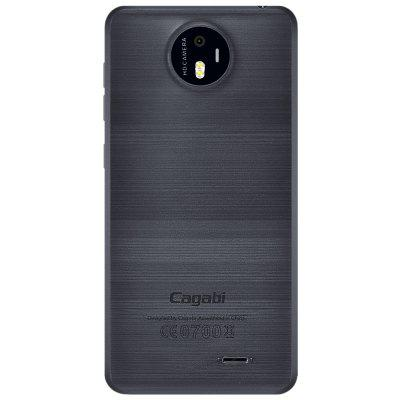 Cagabi One 3G SmartphoneCell phones<br>Cagabi One 3G Smartphone<br><br>2G: GSM 850/900/1800/1900MHz<br>3G: WCDMA 850/1900/2100MHz<br>Additional Features: 3G, Alarm, Bluetooth, Browser, Calculator, Calendar, FM, People, GPS, Gravity Sensing, MP3, MP4, Wi-Fi<br>Back Case : 1<br>Back-camera: 8.0MP<br>Battery Capacity (mAh): 1 x 2200mAh<br>Bluetooth Version: V4.0<br>Brand: Cagabi<br>Camera type: Dual cameras (one front one back)<br>Cell Phone: 1<br>Cores: 1.3GHz, Quad Core<br>CPU: MTK6580A<br>English Manual : 1<br>External Memory: TF card up to 32GB (not included)<br>Flashlight: Yes<br>Front camera: 5.0MP<br>Games: Android APK<br>I/O Interface: 2 x Micro SIM Card Slot, TF/Micro SD Card Slot, Micro USB Slot, Micophone, 3.5mm Audio Out Port, Speaker<br>Language: English, Spanish, Portuguese, Italian, German,  French, Russian, Arabic, Malay, Thai, Greek, Ukrainian, Croatian, Czech, Simplified Chinese, Traditional Chinese etc.<br>Music format: WAV, AAC, OGG, MP3<br>Network type: GSM+WCDMA<br>OS: Android 6.0<br>OTA: Yes<br>Package size: 17.50 x 11.00 x 6.50 cm / 6.89 x 4.33 x 2.56 inches<br>Package weight: 0.3585 kg<br>Picture format: BMP, JPEG, PNG, GIF<br>Power Adapter: 1<br>Product size: 14.40 x 7.15 x 0.89 cm / 5.67 x 2.81 x 0.35 inches<br>Product weight: 0.1234 kg<br>RAM: 1GB RAM<br>ROM: 8GB<br>Screen Protector: 1<br>Screen resolution: 1280 x 720 (HD 720)<br>Screen size: 5.0 inch<br>Screen type: IPS, 2.5D Arc Screen<br>Sensor: Gravity Sensor<br>Service Provider: Unlocked<br>SIM Card Slot: Dual Standby, Dual SIM<br>SIM Card Type: Micro SIM Card<br>Type: 3G Smartphone<br>USB Cable: 1<br>Video format: 3GP, AVI, MP4<br>Wireless Connectivity: GSM, Bluetooth 4.0, A-GPS, 3G, GPS, WiFi