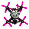 IDEAFLY IF88 88mm Micro Brushless RC Racing Drone - BNF - COLORMIX