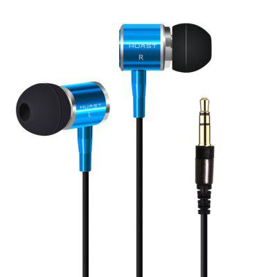 HUAST HST - 18 Metal Music Earphones