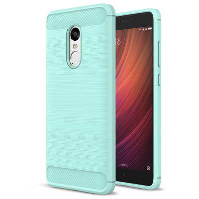 Luanke Brushed Finish Back Case
