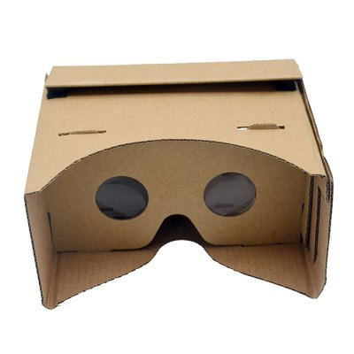 DIY VR 3D Glasses Cardboard