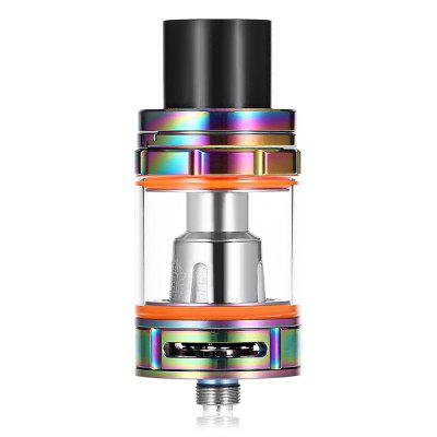 Original SMOK TFV8 BIG BABY ClearomizerClearomizers<br>Original SMOK TFV8 BIG BABY Clearomizer<br><br>Available Color: Black,Silver<br>Brand: SMOK<br>Material: Stainless Steel, Glass<br>Model: TFV8 BIG BABY<br>Package Contents: 1 x SMOK TFV8 Big Baby Tank, 1 x Pre-installed 0.15 ohm V8 Baby - X4 Coil Head, 1 x Extra 0.2 ohm V8 Baby-T6 Coil Head, 1 x V8 Baby RBA, 2 x Replacement Glass Tube, 1 x 510 Drip Tip Adapter, 6 x O-rin<br>Package size (L x W x H): 9.70 x 5.60 x 6.10 cm / 3.82 x 2.2 x 2.4 inches<br>Package weight: 0.2120 kg<br>Product size (L x W x H): 2.45 x 2.45 x 5.60 cm / 0.96 x 0.96 x 2.2 inches<br>Product weight: 0.0600 kg<br>Resistance : 0.15 ohm / 0.2 ohm<br>Tank Capacity: 5.0ml<br>Thread: 510<br>Type: Tank Atomizer, Clearomizer