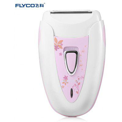 FLYCO FS7208 Lady Cordless Wet Dry Rechargeable Washable Electric Shaver