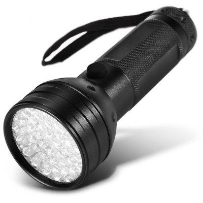 UltraFire 51 LEDs UV Flashlight Pet Urine Stain Detector