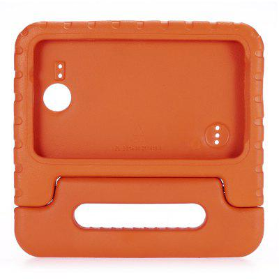 Kids Friendly EVA Back Case with Handle for Samsung T230