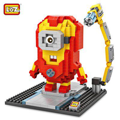 LOZ ABS Cartoon Figure Style Building Block - 390pcs / set