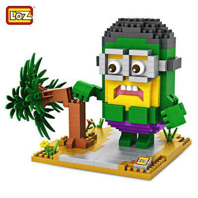 LOZ Cartoon Figure Building Block - 390pcs / set 212117101