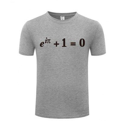 Equation Printed T Shirt