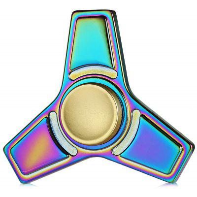 Tri-spinner Colorful Hand Spinner Stress Relief Gift