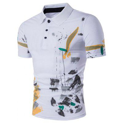 WHATLEES Watercolor T Shirt