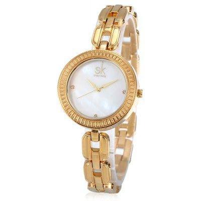 SHENGKE K0003L Women Quartz Watch