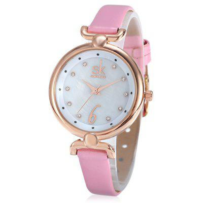 SHENGKE K0002L Female Quartz Watch
