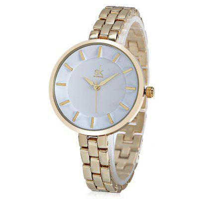 SHENGKE K0009L Female Quartz Watch