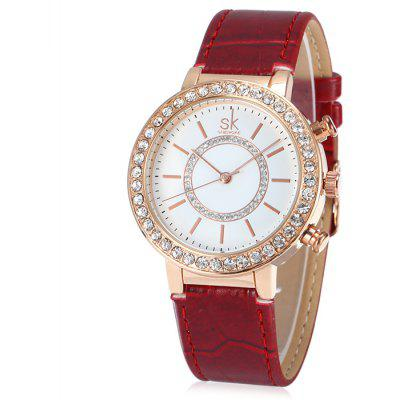 SHENGKE K0012L Female Quartz Watch