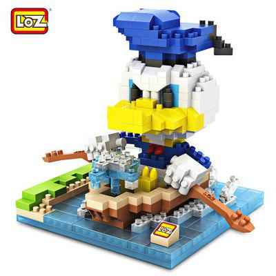 LOZ ABS Figure Building Block - 530pcs / set