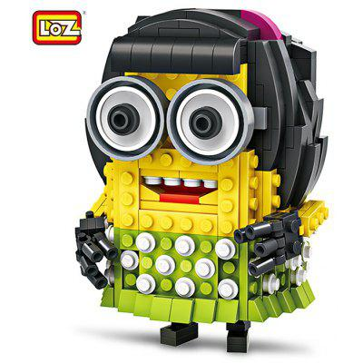 LOZ ABS Figure Building Block - 399pcs / set