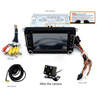 Фото Junsun DVD - 7.0 - CE 7.0 inch 2 Din In-dash Car DVD MP3 Player. Купить в РФ