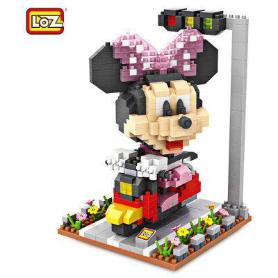 LOZ ABS Figure Building Block - 570pcs / set