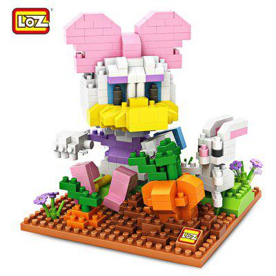 LOZ ABS Figure Building Block - 470pcs / set