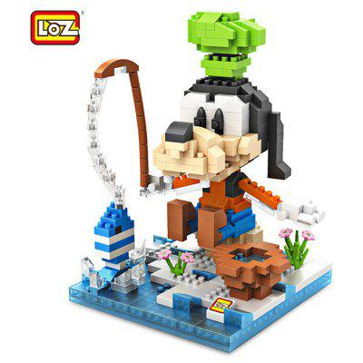 LOZ ABS Figure Building Block - 540pcs / set
