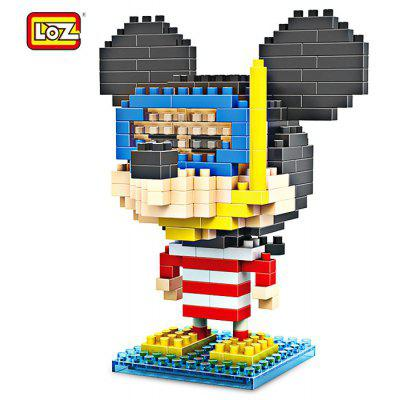 LOZ ABS Hero Style Building Block - 240pcs / set