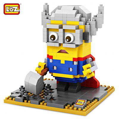LOZ ABS Figure Building Block - 400pcs / set