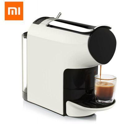 SCISHARE Capsule Espresso Coffee Machine – WHITE