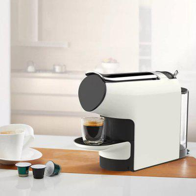 SCISHARE Capsule Espresso Coffee MachineOthers<br>SCISHARE Capsule Espresso Coffee Machine<br><br>Frequency: 50Hz<br>Input Voltage: 220 - 240V<br>Package Contents: 1 x Espresso Machine, 40 x Coffee Capsule<br>Package size (L x W x H): 42.00 x 37.00 x 16.00 cm / 16.54 x 14.57 x 6.3 inches<br>Package weight: 4.8500 kg<br>Power (W): 1200<br>Product size (L x W x H): 34.00 x 26.00 x 10.00 cm / 13.39 x 10.24 x 3.94 inches<br>Product weight: 2.8670 kg<br>Type: Handheld<br>Water Tank Capacity (ml): 580