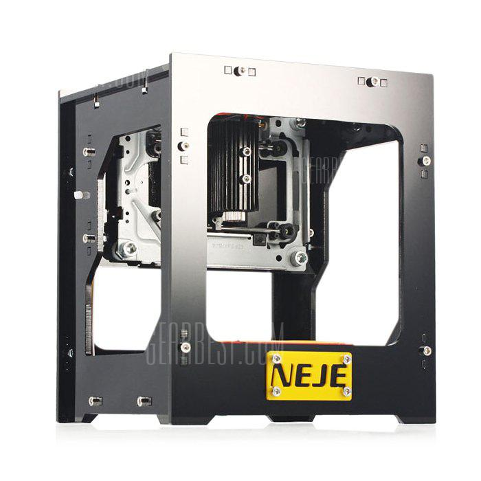 Image result for NEJE DK - 8 - FKZ 1500mW Laser Engraver CNC Printer