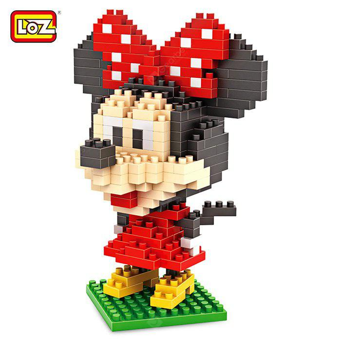 LOZ ABS Cartoon Figure Building Block - 280pcs / set