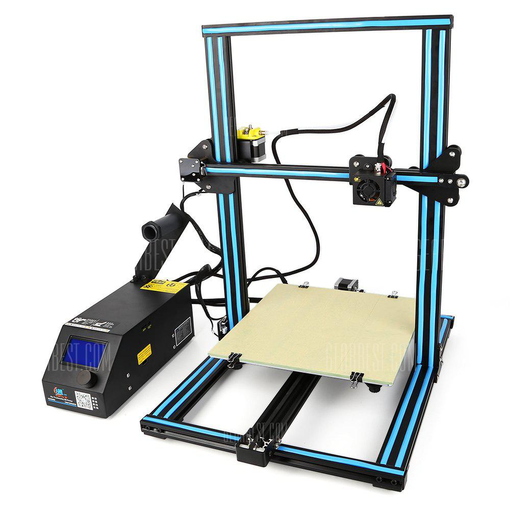 Creality3D CR - 10 3D Printer - BLUE EU PLUG