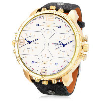 SHIWEIBAO A1165 Four Movt Watch for Men