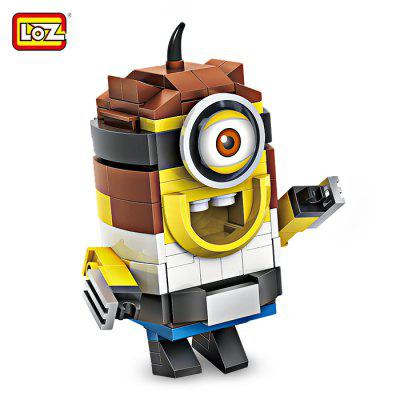 LOZ DIY ABS Cartoon Figure Style Building Block